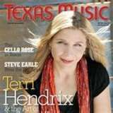 Terri Hendrix--love love your music!