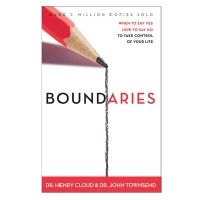 Boundaries. Everyone needs to read this. First read the Bible, then read this book. | Cloud and Townsend | Psychology | Christianity