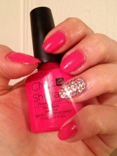 Pink Bikini CND Shellac