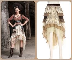 Steampunk Victorian Gothic Sexy Prom Dresses Homecoming Dresses Wedding Dresses