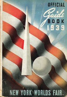 Guide Book to 1939 New York World's Fair