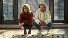 Billy Crystal as Harry Burns and Meg Ryan as Sally Albright in When harry met Sally Billy Crystal, Best Romantic Comedies, Romantic Films, Good Movies To Watch, Great Movies, Love Movie, Movie Tv, Movie Scene, Le Choc Des Titans