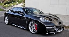 Porsche Panamera Turbo S First car to buy when I get rich!