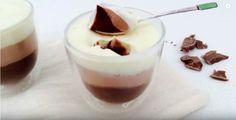 Come preparare una deliziosa mousse al cioccolato con solo due ingredienti - Radio Deejay
