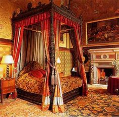The State Bedroom Click On This Image To See More Of Rooms At Eastnor Castle