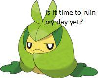 Grumpy Swadloon
