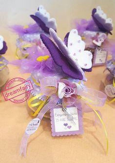 Bomboniere per farfalle e fiori, by dreamfairy, 8,00 € su misshobby.com