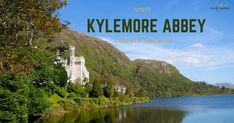 Beautiful Kylemore Abbey in Connemara, County Galway. A tour of this building and its incredible Victorian Walled Garden is a must when visiting the Wild Atlantic Way in County Galway. Scotland Trip, Scotland Travel, Ireland Travel, Castles In Ireland, Walled Garden, Fairytale Castle, Connemara, Ireland Vacation, Plan Your Trip