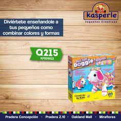#Puzzle #Kasperle #JuguetesCreativos #EstimulaciónTemprana #Educación #Diversión #Familia #Family #PadresEHijos #Madres #boys #toys #children #education #fun #baby #bebé #Guatemala