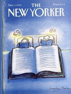 Eugène Mihaesco [Eugene] (1937- ), Romanian / cover of The New Yorker magazine…                                                                                                                                                                                 More