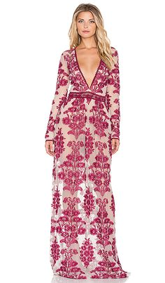 Shop for For Love & Lemons Temecula Maxi Dress in Wine at REVOLVE. Free 2-3 day shipping and returns, 30 day price match guarantee.