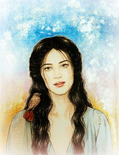 Luthien by annoulaki on DeviantArt