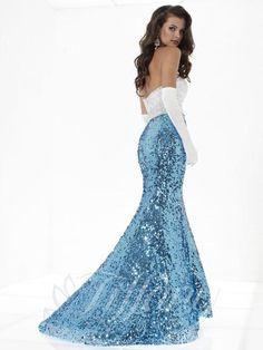 Tiffany 16754 at Prom Dress Shop