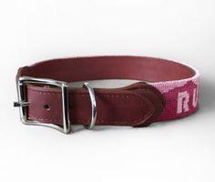 create a custom dog collar