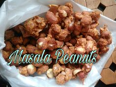Masala Peanuts / Groundnuts is one of the most delicious Indian snack which every one loves. I have tried this recipe in Airfrier which ca...