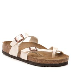 09c5ac59b0e1 Birkenstock Women s Mayari Adjustable Buckle Criss Cross Sandals