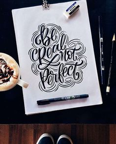 TOP 5 BRUSH PENS FOR HAND LETTERING 2018 | Lettering Daily