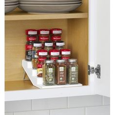 Lazy Susan Spice Rack Fascinating Stownspin Twotier Turntable Lazy Susan Spice Rack  Lazy Spin Decorating Inspiration