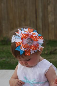 GoldFish Boutique Bow