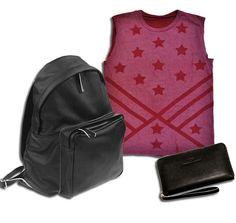 Νέος Stylishious διαγωνισμός με την Αλεξάνδρα Κατσαΐτη Fashion News, Backpacks, Bags, Handbags, Backpack, Backpacker, Bag, Backpacking, Totes