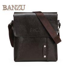 High Quality Leather Men Shoulder Bags New Fashion Hot Male Handbag Small Crossbody  Messenger Bag Travel Bolsa Men s Satchels de16bdeda9b56
