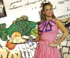 Recipes from 'l like you: hospitality under the influence' by Amy Sedaris