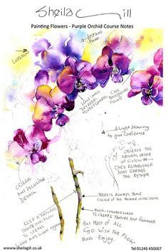 watercolor course notes - Google Search