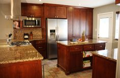 Kitchen Remodel Before And After | North Austin Kitchen Remodel