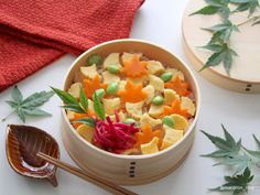 Bento Box, Fruit Salad, Macaroni And Cheese, Ethnic Recipes, Food, Fruit Salads, Mac And Cheese, Essen, Meals