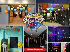 Lifeway VBS 2017 Hallway Decorations May 14, 2012 Rebecca Autry Creations