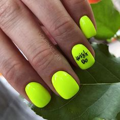 The 10 Best Nail Ideas Today (with Pictures) - Неоновые ногт. Short Nails, Trendy Nails, Fun Nails, Manicure, Nail Art, Nail Ideas, Pictures, Nail Hacks, Nail Bar