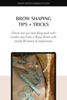 Check out our newest blog post on Brow Shaping Tips and Tricks! Insider tips from a brow artist with nearly 10 years experience. Brow Artist, Brow Shaping, News Blog, 10 Years, Eyebrows, Lashes, Check, Tips
