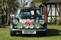 Rover Mini Cooper Sport by FurLined