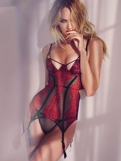 You have places to be. Why not dress up? | Victoria's Secret Valentine's Day Collection
