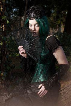 Photographer/Retoucher: Rosalie Nagy Makeup/Model: Julia Kurios