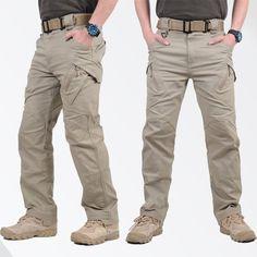 IX9 Tactical Men Pants Combat Trousers SWAT Army Military Pants Men Ca | ShaziShop.com