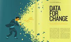 Magazine Layout/Illustration