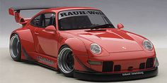 AUTOart is committed to creating the best quality scale models and this RWB 993 is one of their best.  Painstakingly detailed, this would look right at home in your garage.  Now if only they made a 1:1 scale…    –<em>Bill@ChoiceGear</em>