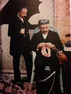 Lumière Brothers c. 1910, anonymous,
