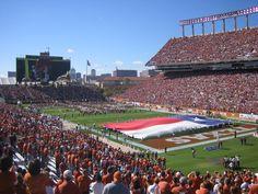 University of Texas Football Stadium