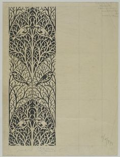 Print | voysey | V&A Search the Collections