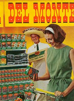 Del Monte Raisin and Prune Fiesta (1964). You'd be excited too if you hadn't pooped in a week.