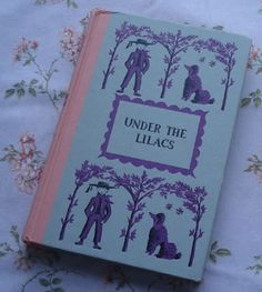 Under the Lilacs-just picked up this exact copy at the thrift store, great illustrations for Louisa May Alcott's treasure!