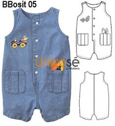 Trendy sewing projects for kids boys children Baby Clothes Patterns, Sewing Patterns For Kids, Sewing For Kids, Doll Patterns, Sewing Kids Clothes, Diy Clothes, Baby Boy Outfits, Kids Outfits, Baby Sewing Projects