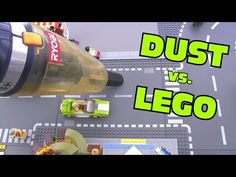 How to keep LEGO displays free of dust