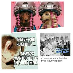 Don't let this be you. Get a good HairDryer from Aliseo and you will be having good hair days for a long time.