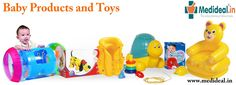 Medideal offer Baby Products and Toys online ( https://www.medideal.in/baby-products-and-toys.html ) at good prices, favorable terms of delivery and payment - Medideal.in | Call us +91-8285-187-817