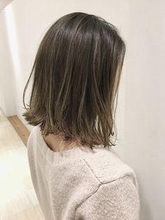 [mod's hair]外国人風カラー /ハイライト/切りっぱなしボブ/mod's hair 仙台PARCO店(モッズヘア)をご紹介。2018年夏の最新ヘアスタイルを300万点以上掲載!ミディアム、ショート、ボブなど豊富な条件でヘアスタイル・髪型・アレンジをチェック。