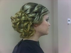 Wedding Updo Hair Studio, Wedding Updo, Updos, Long Hair Styles, Beauty, Fashion, Up Dos, Moda, Fashion Styles
