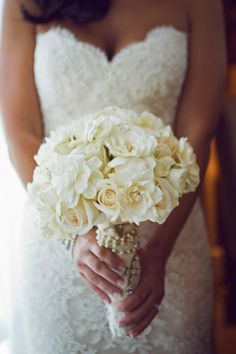 Beautiful Beverly Hills bride